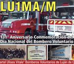 Dia Bombero Voluntario 2015